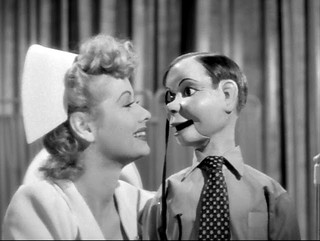 Lucy & Charlie McCarthy