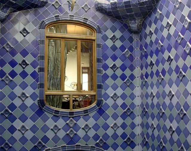SPANIEN-Barcelona, im  Casa Batlló, 71105/2983