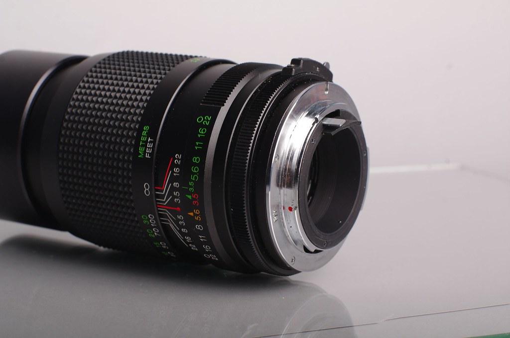 Vivitar TX 200mm F3.5 (6)