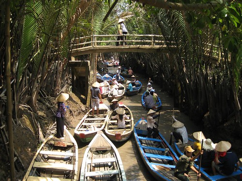 Mekong Boats | by Madjock