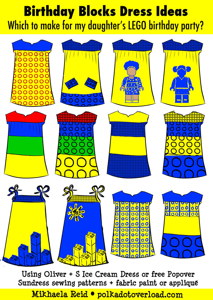 f0bdd4fba6d ... Can t Decide  Lego Dress Ideas for My Daughter s 4th Birthday Party