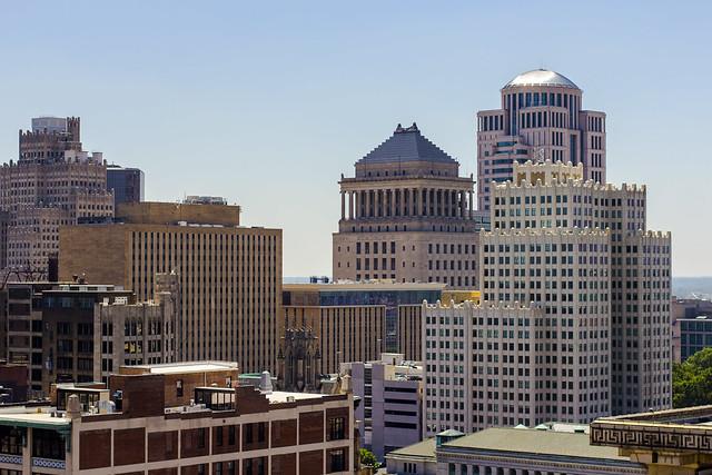 Downtown St. Louis Skyline