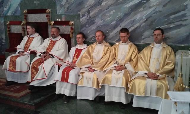 1 rocznica święceń kapłańskich 2016