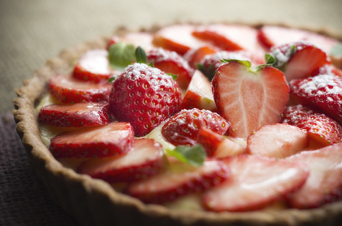 Strawberry Tart | by onigiri-kun