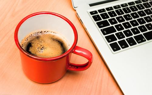 Kaffeepause | by byteorder