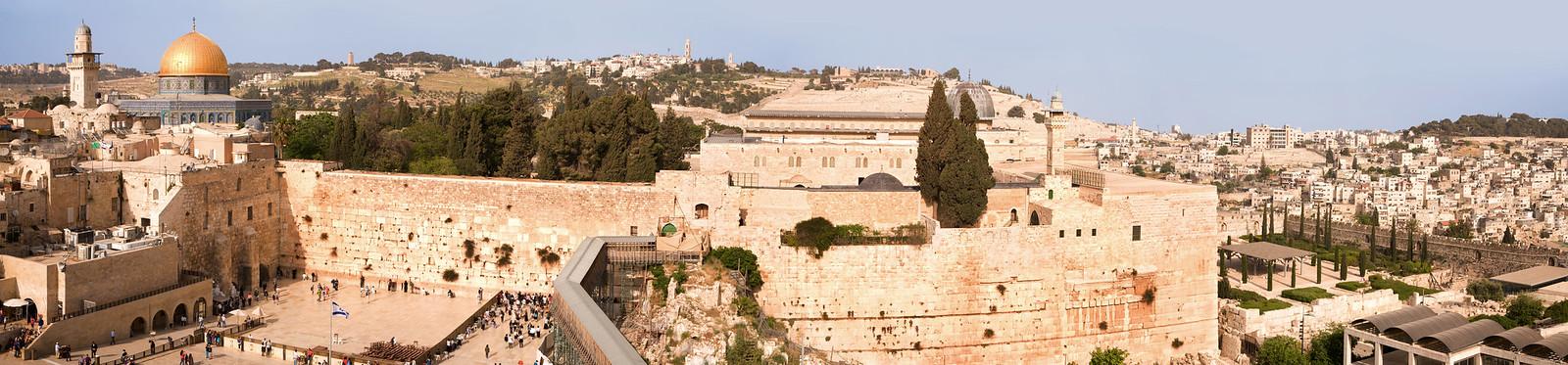 Jerusalem_Western Wall_11_Noam Chen_IMOT