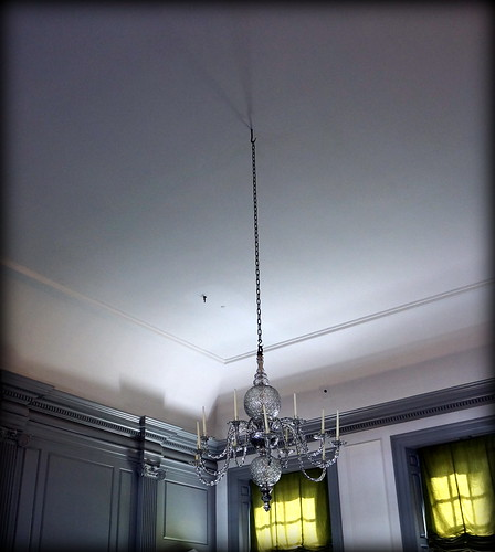 Chandelier - The Assembly Room - The Independence Hall - Philadelphia, PA, USA. | by Esoteric_Desi