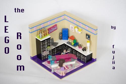 The Lego Room | by fujiia