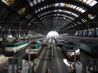 Stazione di Milano Centrale | by IngolfBLN