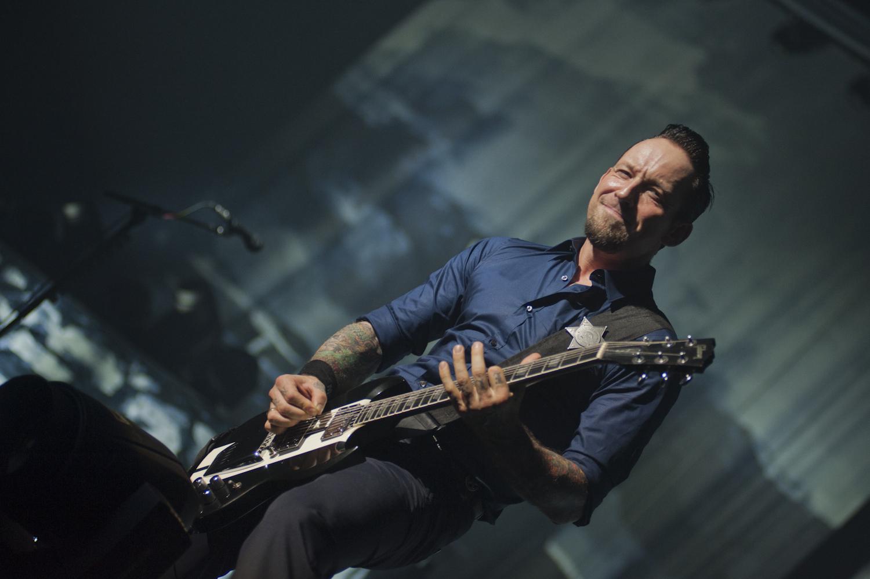 Volbeat @ Vorst Nationaal (Daria Colaes)