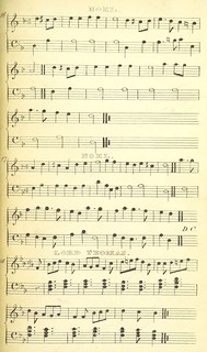 "British Library digitised image from page 361 of ""Christmas Carols, ancient and modern, including the most popular in the West of England, and the airs to which they are sung; also specimens of French provincial carols. With an introduction and notes, etc 