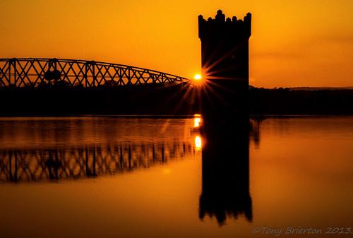 sunset pumphouse vartry