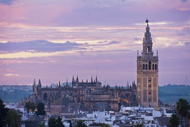 Catedral y Giralda, Sevilla. Espeña