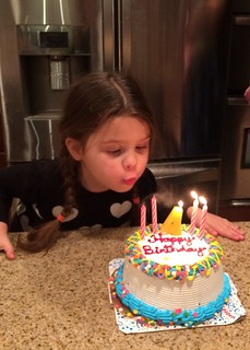 blowing out the candles | by The Spohrs Are Multiplying...