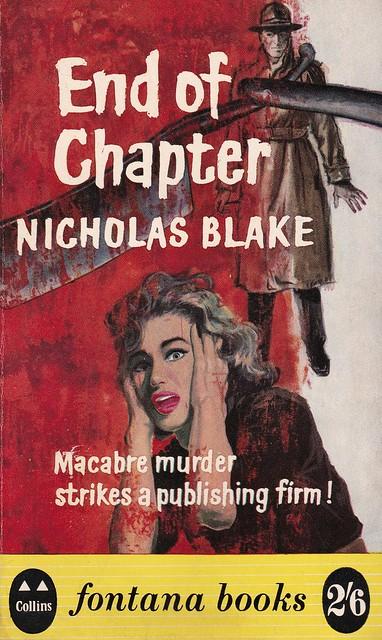Nicholas Blake - End of Chapter