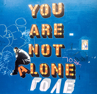 You are Not Alone Love | by infomatique