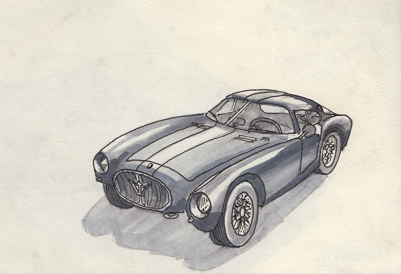 Maserati A5G Coupé (1953)