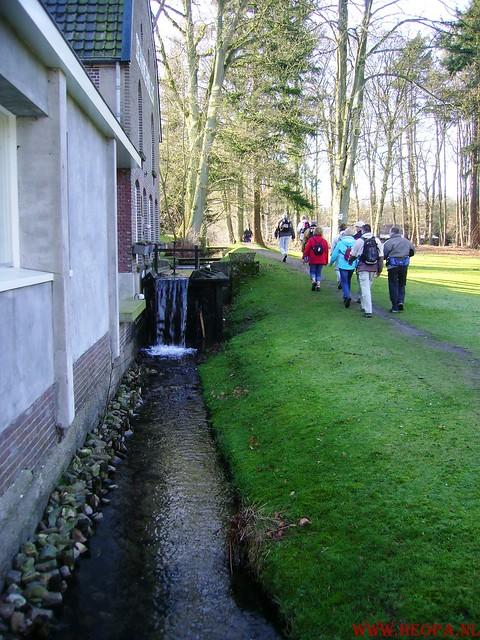 W.S.V.de Trekvogels 09-02-2008 15 Km  Apeldoorn (13)