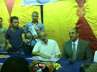 Khaled Ali Rally Helwan II 5.19.12 | by Samer Shehata