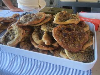 Suleiman Goods - Zatar Pita | by The Experimental Gourmand
