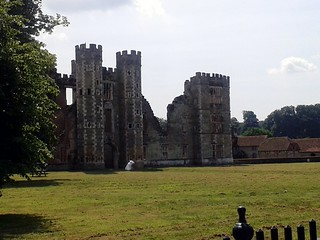 Cowdray Ruins | by Triggerian