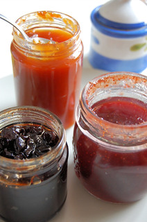 Homemade jams | by vegan traveller