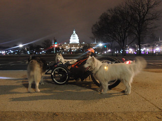 Washington D.C. on Hot Rod Track Quad - It Doesn't Get Any Cooler Than This! | by woofdriver