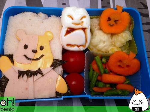 Winnie the Phantom Bento | by Kiisu23