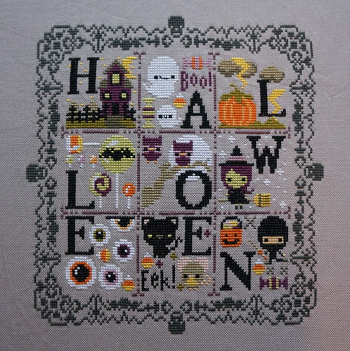 Halloween Sampler | by jenniferworthen