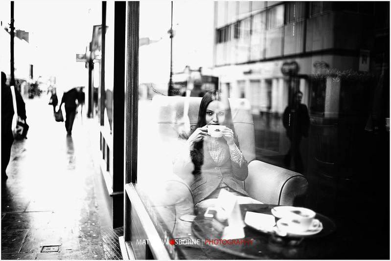 Leica Window Reflection