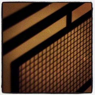 V Street shadow.