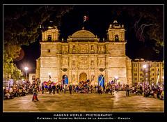Catedral de Nuestra Señora de la Asunción -  Oaxaca