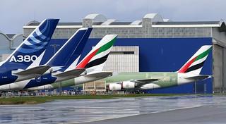 Roll Out msn158 F-WWAU 3/3/2014 | by A380_TLS_A350