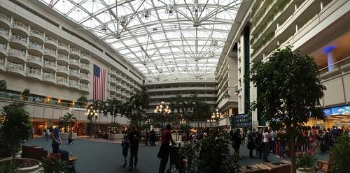 Orlando International Airport | by brownpau