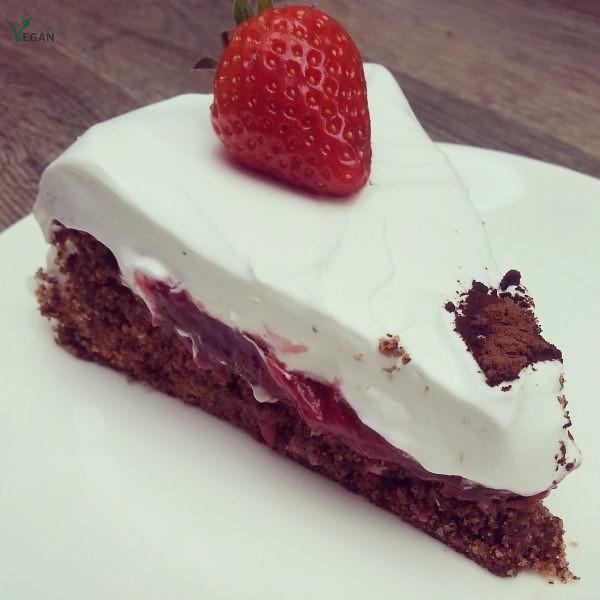 Spelt Flour Cake