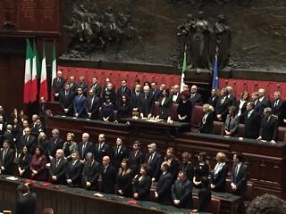 Roma, Camera dei Deputati, 3/02/2015, Giuramento Presidente della Repubblica | by flavagno