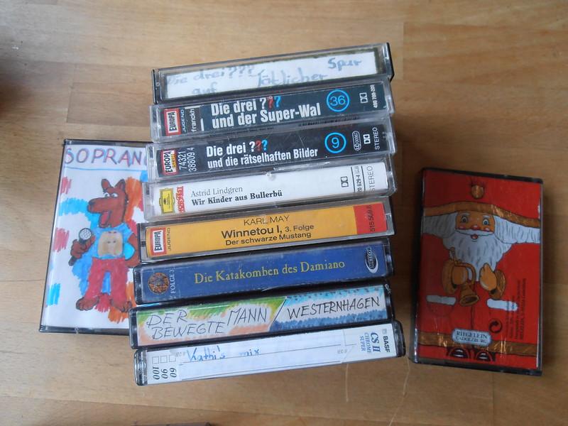 Kinder Kassetten 2