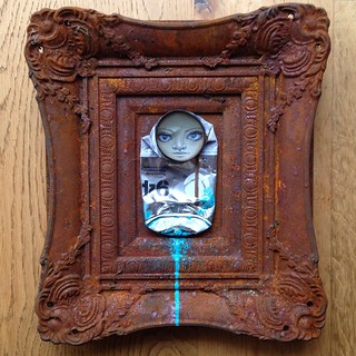 Recent piece sold at the #spotlight exhibition at the @coastguardstudio. | by my dog sighs