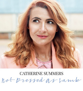 Catherine Summers - Not Dressed As Lamb fashion blog | by Not Dressed As Lamb