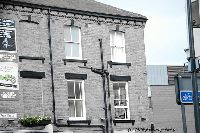 Building in Leeds.