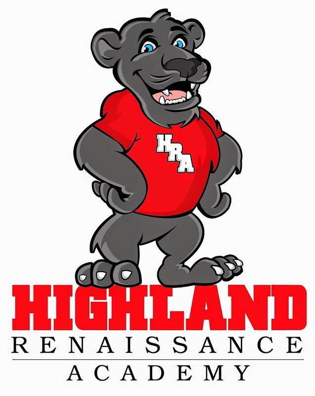 Highland Renaissance Academy Logo