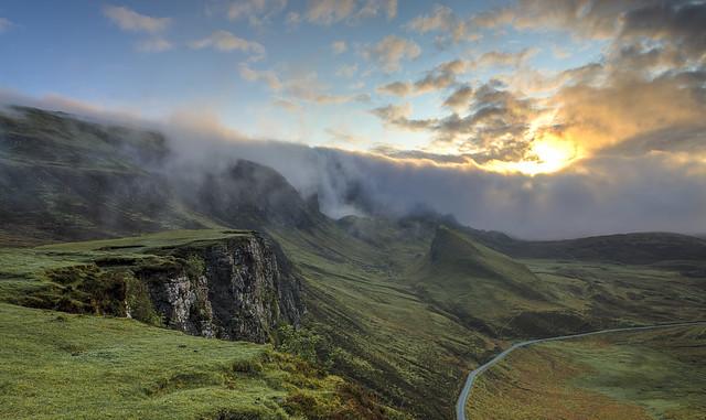 Early Morning Quiraing, Isle of Skye, Scotland 05/2016