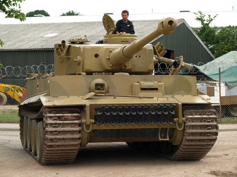 Tiger Tank (6)