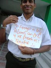 what is your passion?? (FUNDACION ESPERANZA VIVA, COLOMBIA)