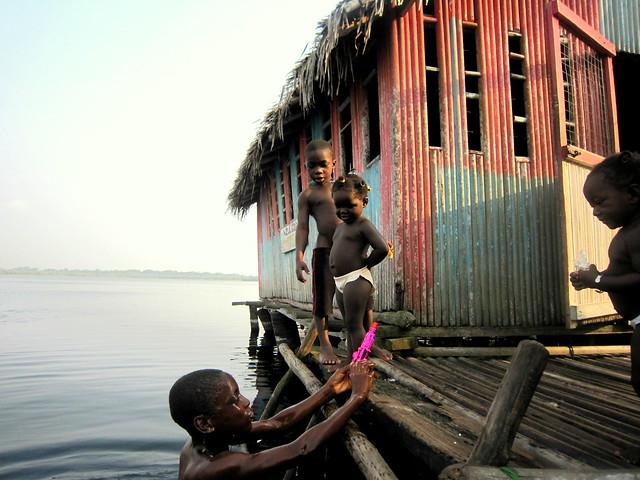 Nzulezu, Ghana