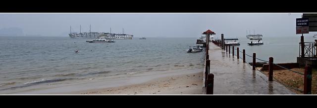 154-155- HALONG BAY -Vietnam