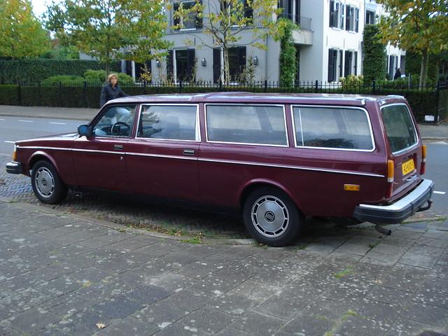 1978 Volvo 245 Transfer