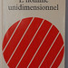 Herbert Marcuse: L'homme unidimensionnel by alexisorloff