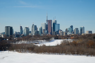 Toronto: City skyline from Riverdale Park | by The City of Toronto