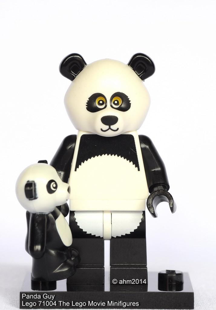 Lego 71004 The Lego Movie Minifigures 15 Panda Guy Flickr